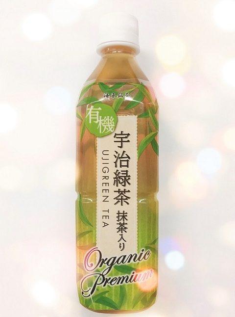 プレミアムPET緑茶-Organic Green Tea with Matcha